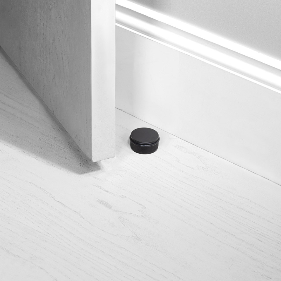 BP Door Stop Black