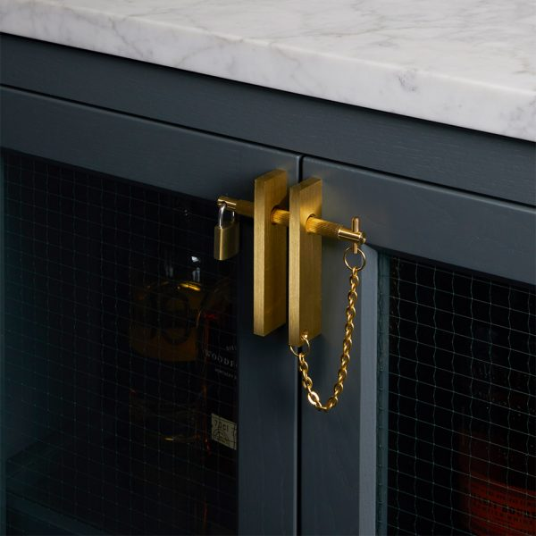 BP Linear Lifestyle Precious bar Brass