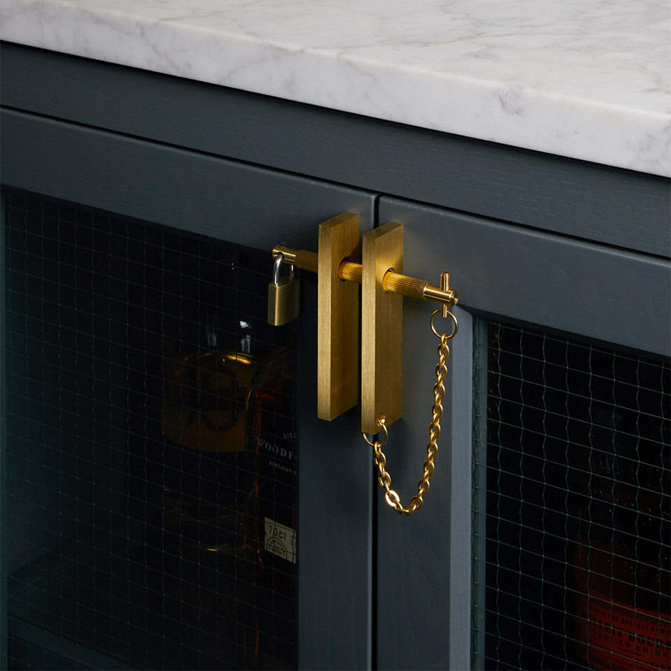 BP Linear Lifestyle Precious bar Brass