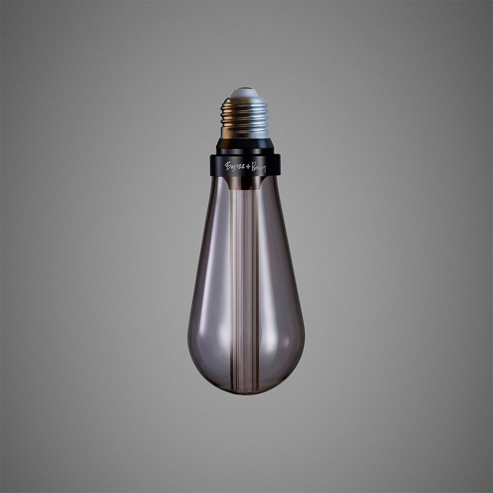 BusterPunch Buster Bulb Smoked 2