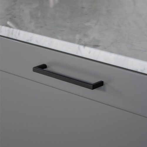 Handtag Soft svart 128mm 960x960px