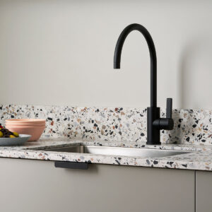 0008 Toniton 03D 284 Grey grey terrazzo edge 120 handle original 506181