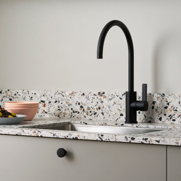 0011 Toniton 03D 287 Grey grey terrazzo dot handle original 506178