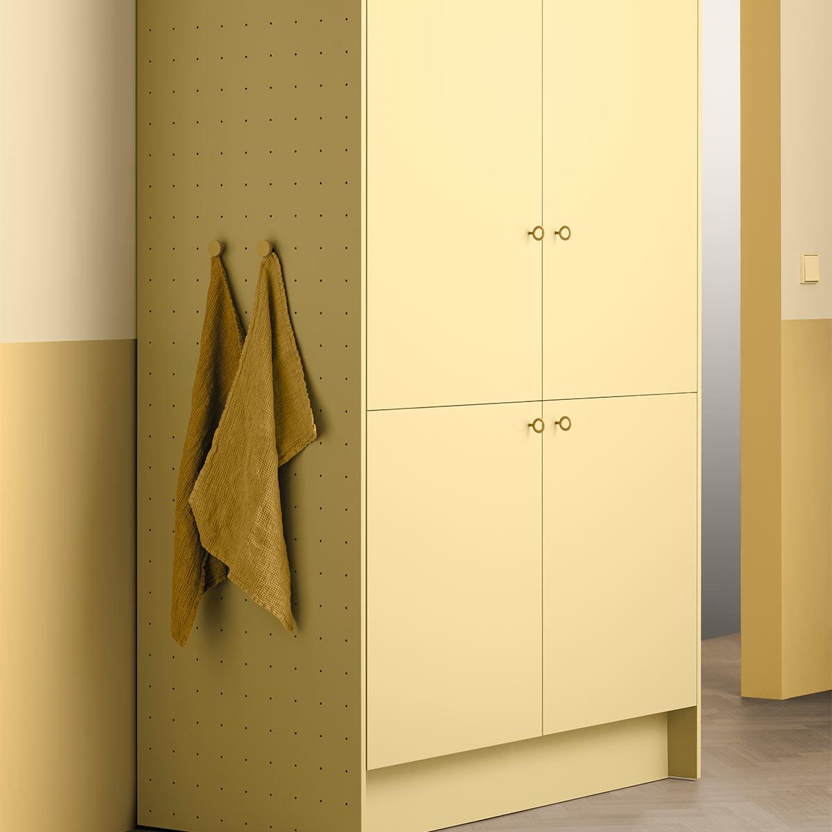 Toniton 08 0006 Yellow cabinet original 506099