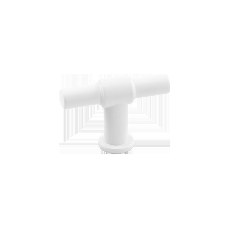 Knopp T type vit beslag design 343292 11