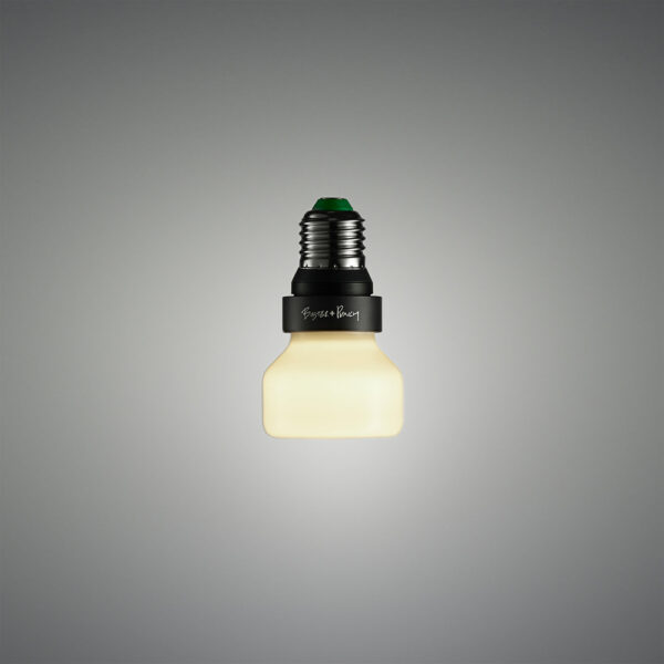 BB PI E27 D WH B buster punch punch puck dimmable bulb e27
