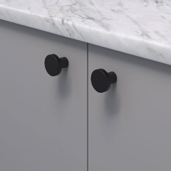 Knopp 2078 svart 368053 11 28 mm ncs s 4500 n marmor carrara