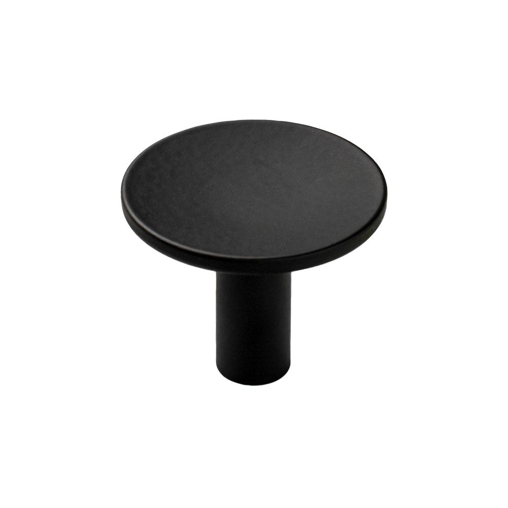 Knopp Sture Beslag Design Matt Svart 28 mm 339383 11
