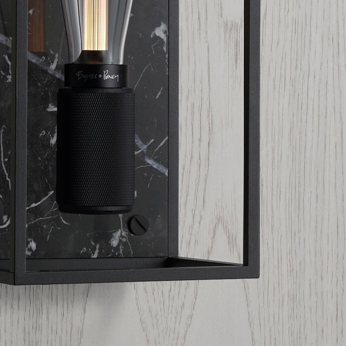 RCA 02273 1200x1200 3. Caged Wall Medium Black Marble Detail