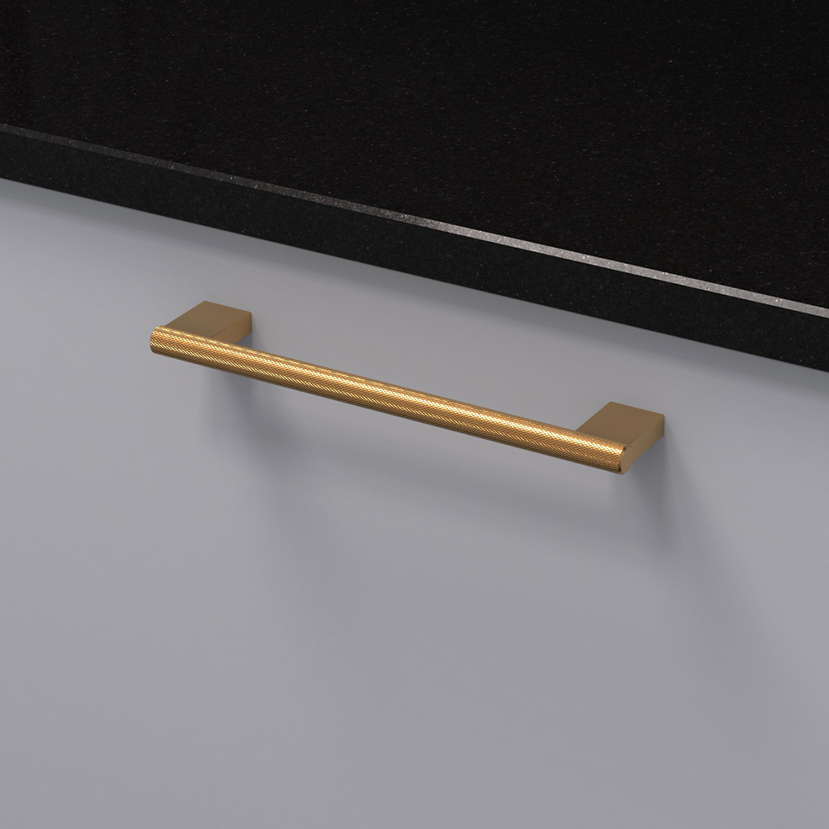 Handtag graf mini massing 370230 11 cc 160 mm ncs s 3000 n granit svart