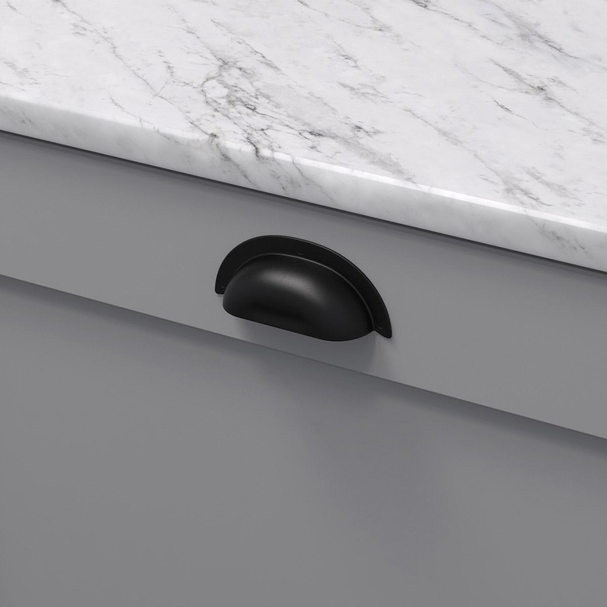 Skålhand 3922 antik svart 39224 11 ncs s 4500 n marmor carrara