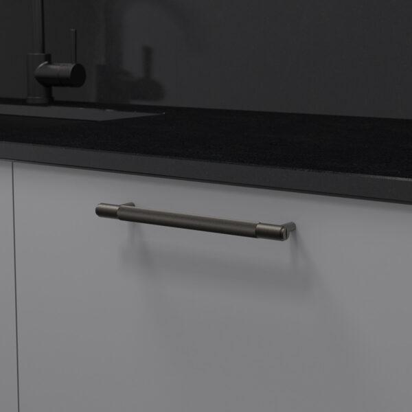 pull bar sotad brons uk pb h 260 sm a cc 225 mm ncs s 4500 n granit svart