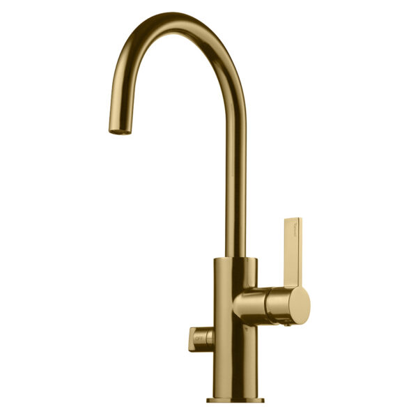 Tapwell ARM184 Brushed Honey Gold
