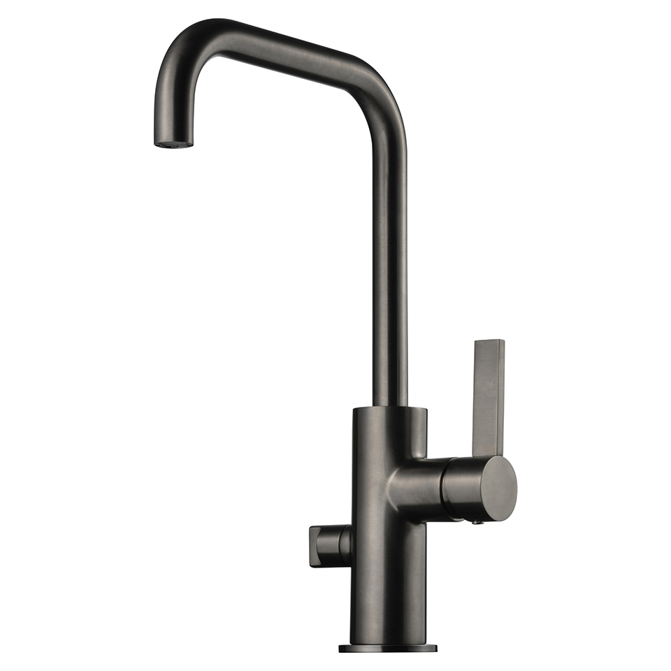 Tapwell ARM984 Brushed Black Chrome