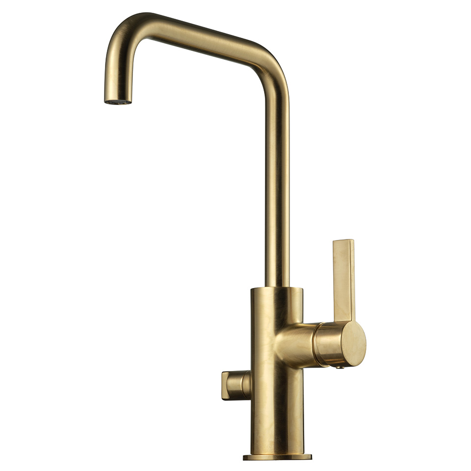 Tapwell ARM984 Brushed Honey Gold