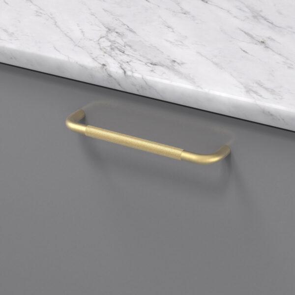 Handtag helix massing 308503 11 cc 160 mm ncs s 4500 n marmor carrara
