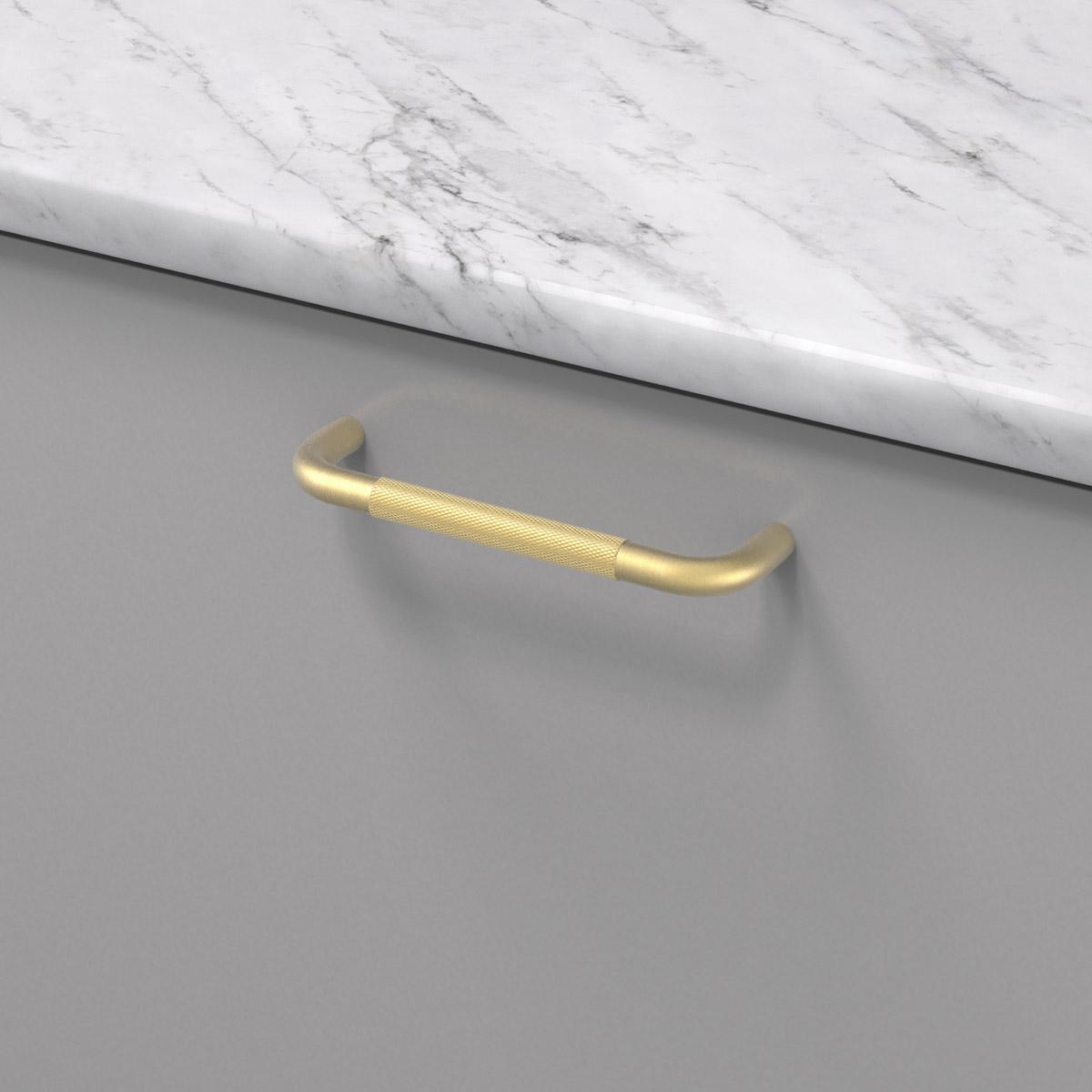 Handtag helix massing 309003 11 cc 128 mm ncs s 3000 n marmor carrara