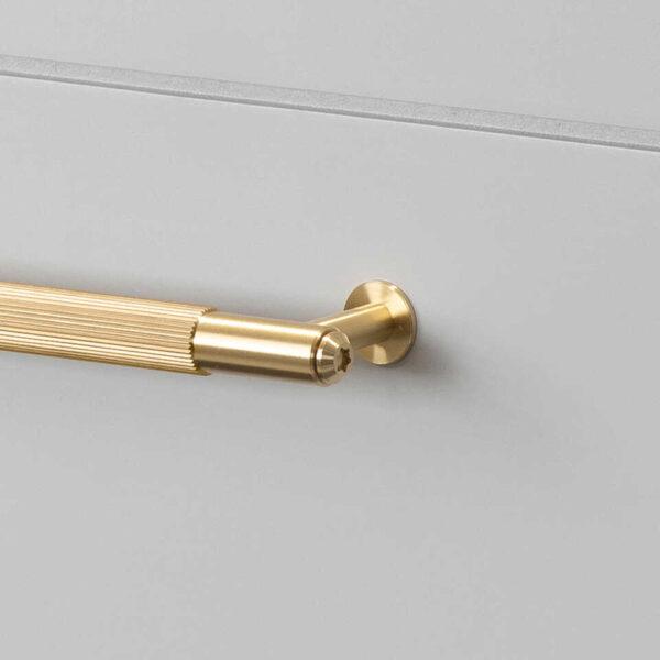 960x960 1. Pull Bar Small Linear Brass 5