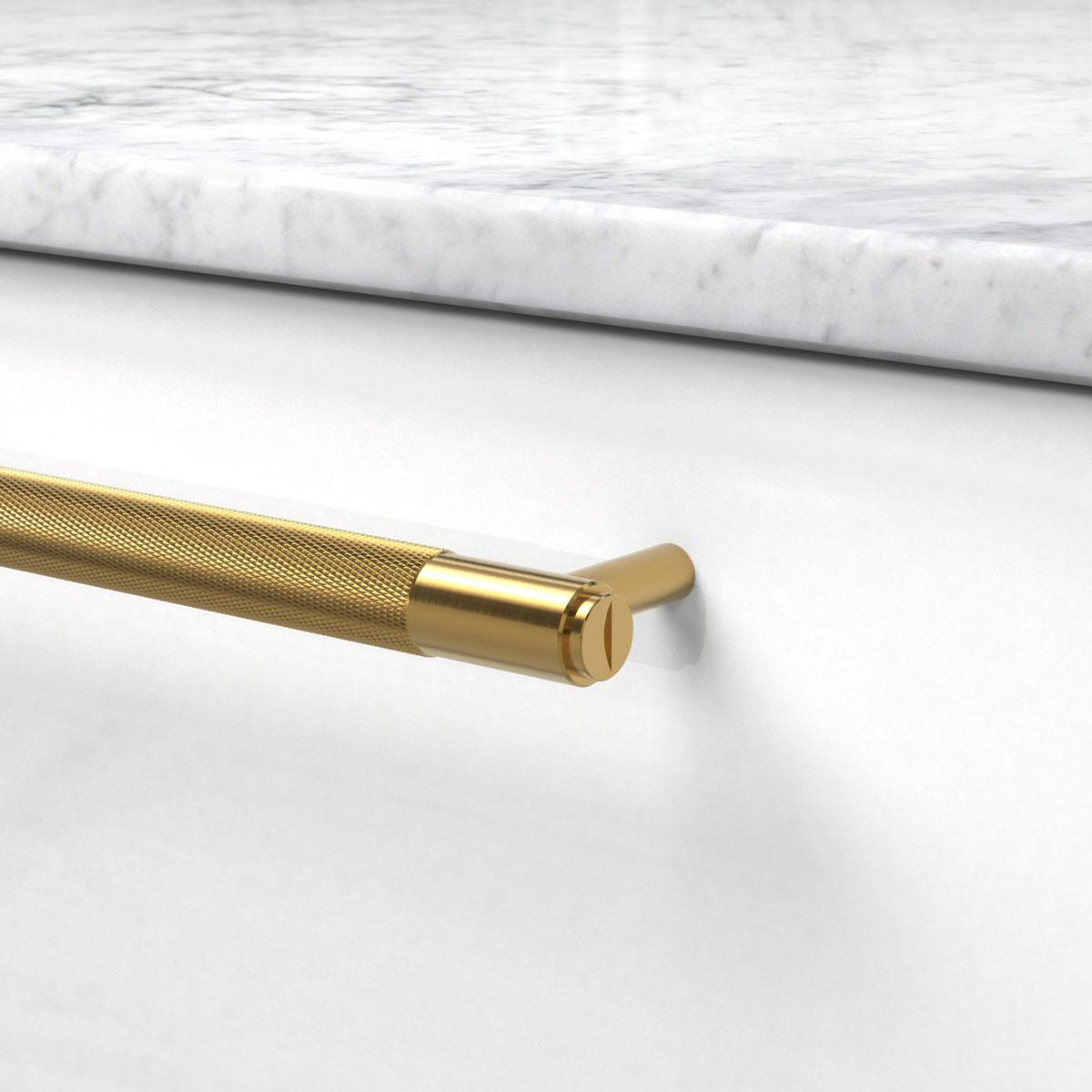 pull bar massing uk pb h 260 br a cc 225 mm ncs s 0300 n marmor carrara detalj