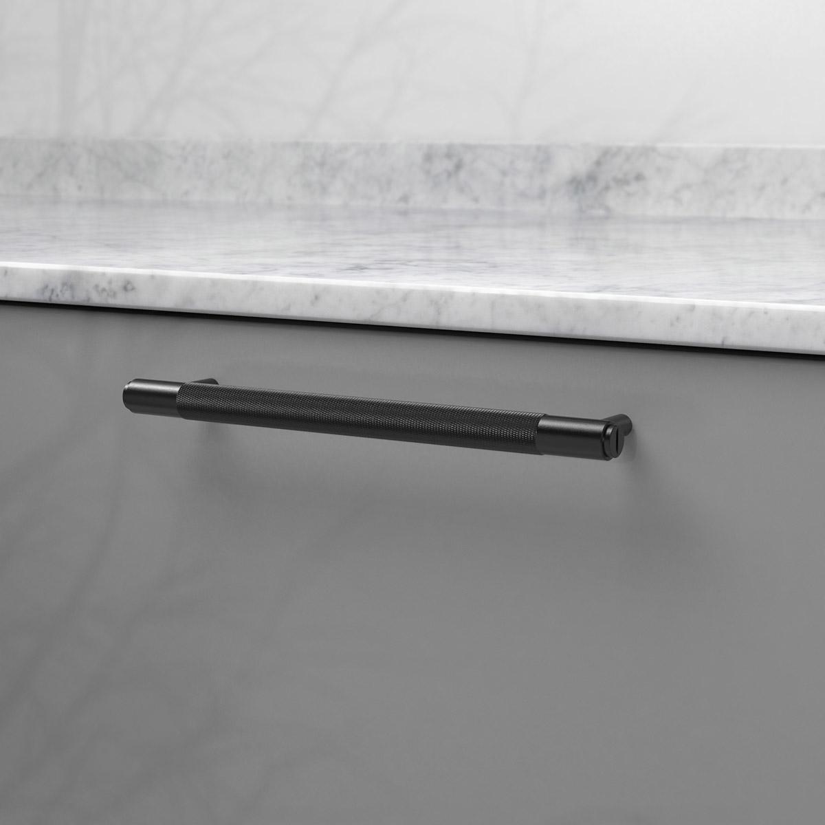 pull bar svart uk pb h 260 bl a cc 225 mm ncs s 4500 n marmor carrara