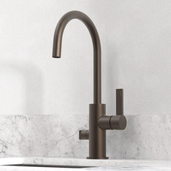 tapwell koksblandare arm184 bronze 9422665 marmor carrara