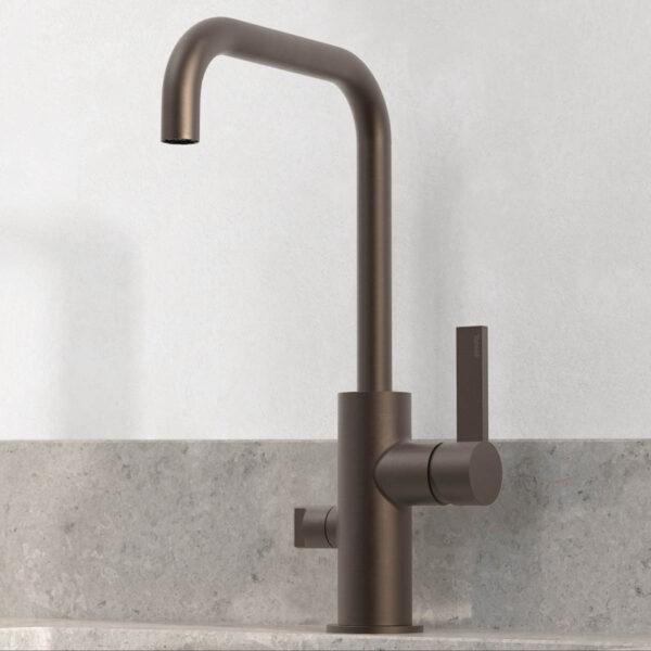 tapwell koksblandare arm984 bronze 9422670 noble concrete grey